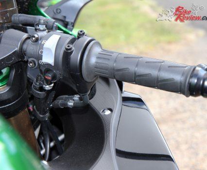 2018 Kawasaki Ninja H2 SX SE