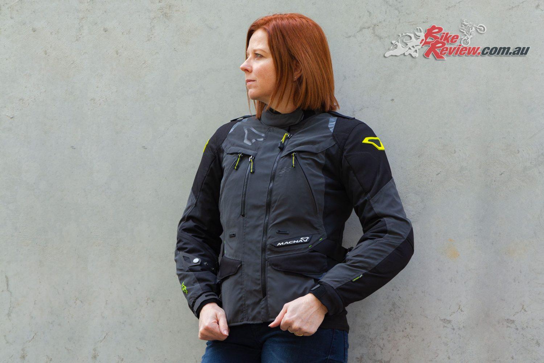 New Products: Macna Core Women's Jacket range Bike Review