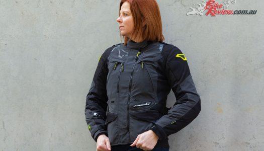 New Products: Macna Core Women's Jacket range
