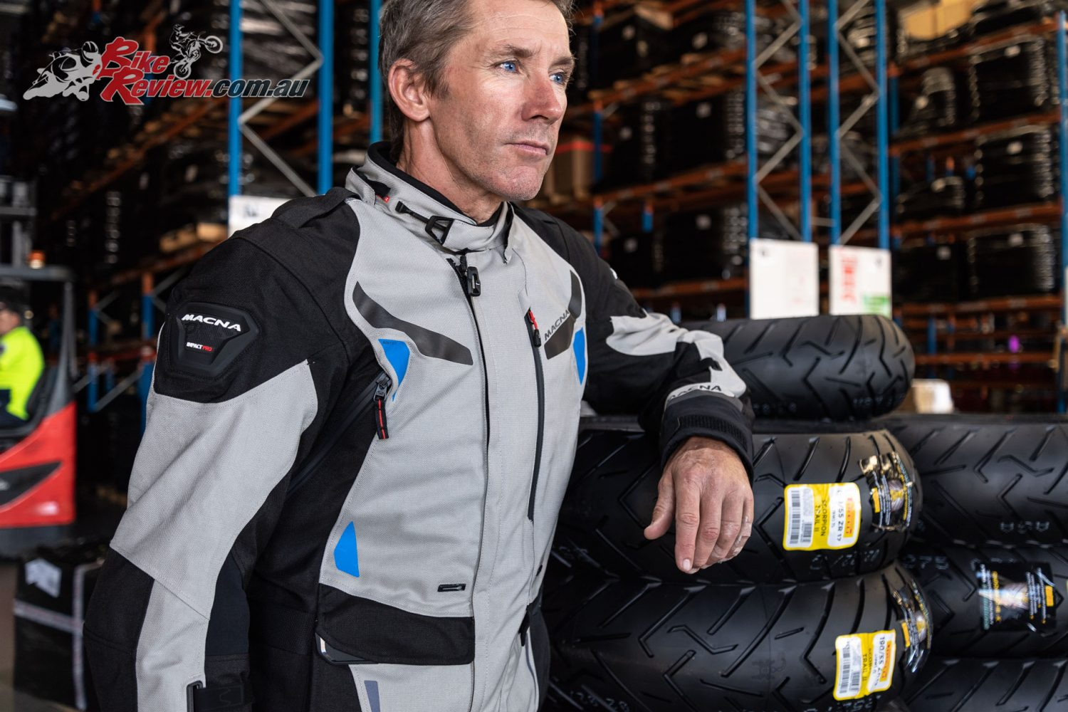 Macna's updated 2018 Core range of motorcycle jackets have been unveiled and is available