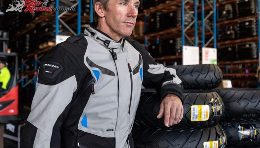 New Products: Macna Core Men's Jacket range