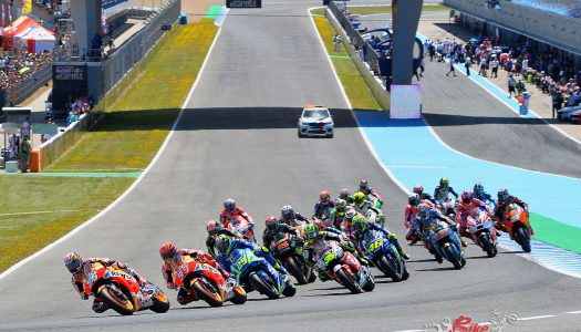 MotoGP heads to Circuito de Jerez-Angel Nieto