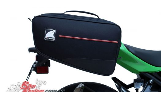 New Product: Ventura Luggage for the Ninja 400