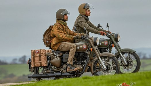 Royal Enfield Classic 500 'Pegasus' Edition revealed