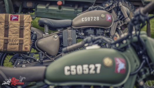 Royal Enfield launch Limited Edition Pegasus in Australia