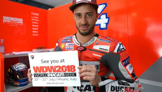 World Ducati Week 2018 countdown begins
