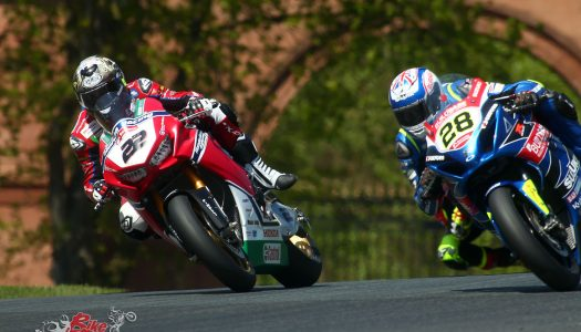 Jason O'Halloran set for Cadwell Park BSB