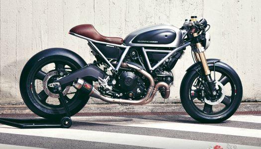 2018 Bike Shed London features Ducati's Scramblers