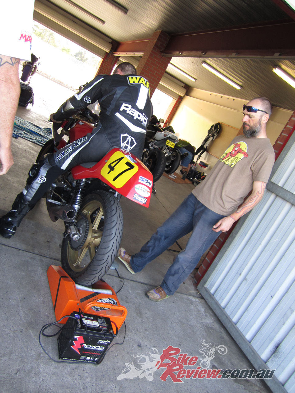 Classic Racer Ducati Pantah Race Feature Old School On Rails Wiring Harness Img 0373