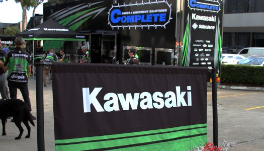 Event Report: Kawasaki Meet The Teams at Kawasaki HQ