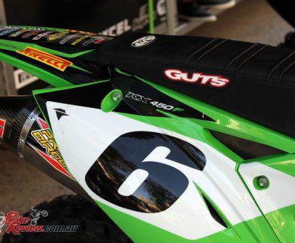 Kawasaki 2018 supported riders - ASBK, MX Nationals, AORC, FMX, East Coast MX, Ben Felten & more...