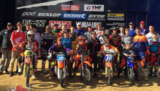 MXON Development Clinics back on for 2018