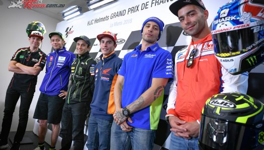 MotoGP: Next stop Le Mans, France