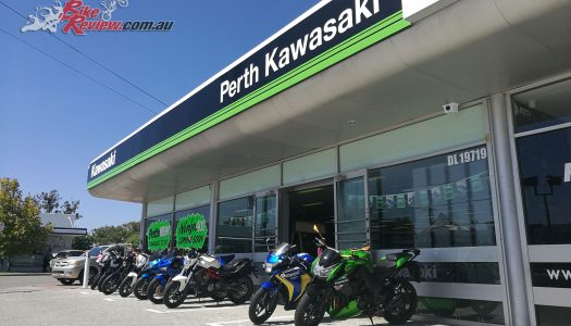 Perth Kawasaki – New Western Australian Dealership