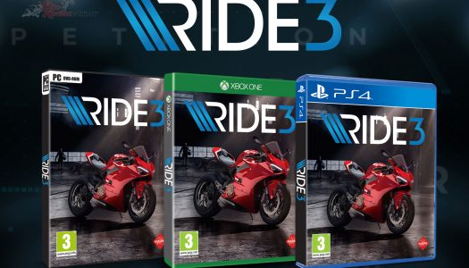 Ducati Panigale V4 to feature in RIDE 3 video game