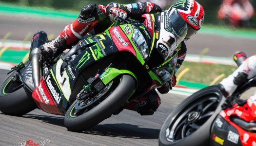 Rea sweeps Imola WorldSBK breaking records