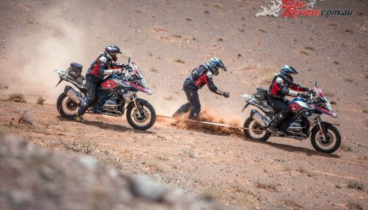 Australia 12th after BMW GS Trophy Central Asia Day 4