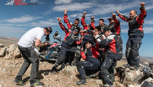 BMW GS Trophy Central Asia 2018 Wraps Up