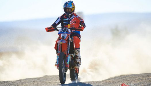 KTM & Price dominate Finke Desert Race 2018