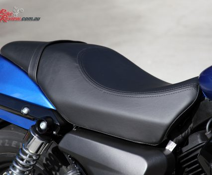 2018 Harley-Davidson Street 500 - Single-piece seat