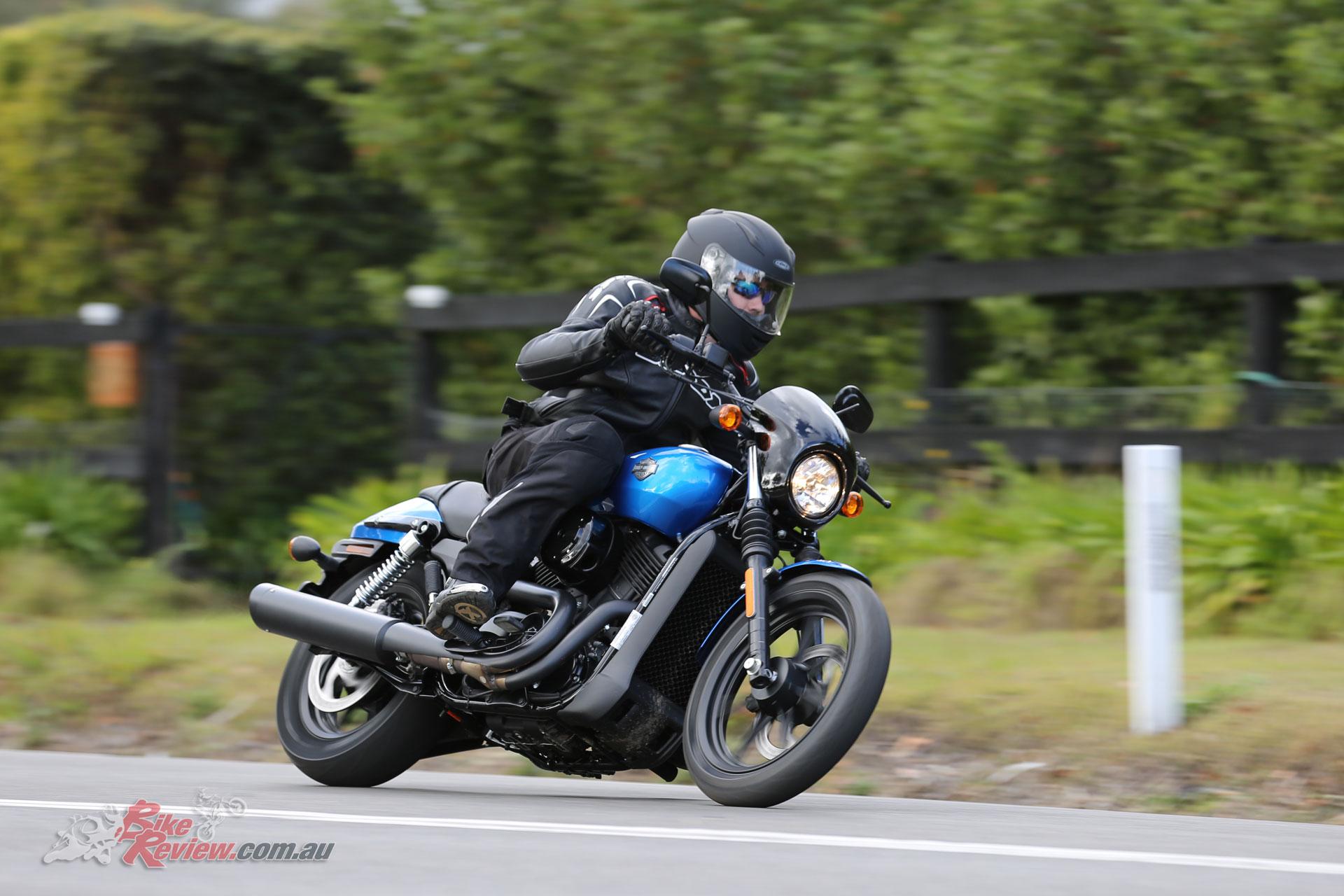 2018 Harley-Davidson Street 500 (LAMS)