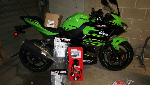 Long Term: Kris's Kawasaki Ninja 400 – The Plan