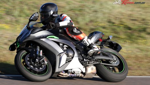 Review: 2018 Kawasaki ZX-10R SE