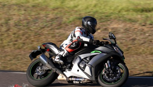 Video Review: Kawasaki Ninja ZX-10R SE