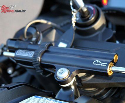 2019 Kawasaki Ninja ZX-10R SE - Steering damper