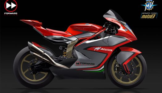 MV Agusta return to GP racing in Moto2