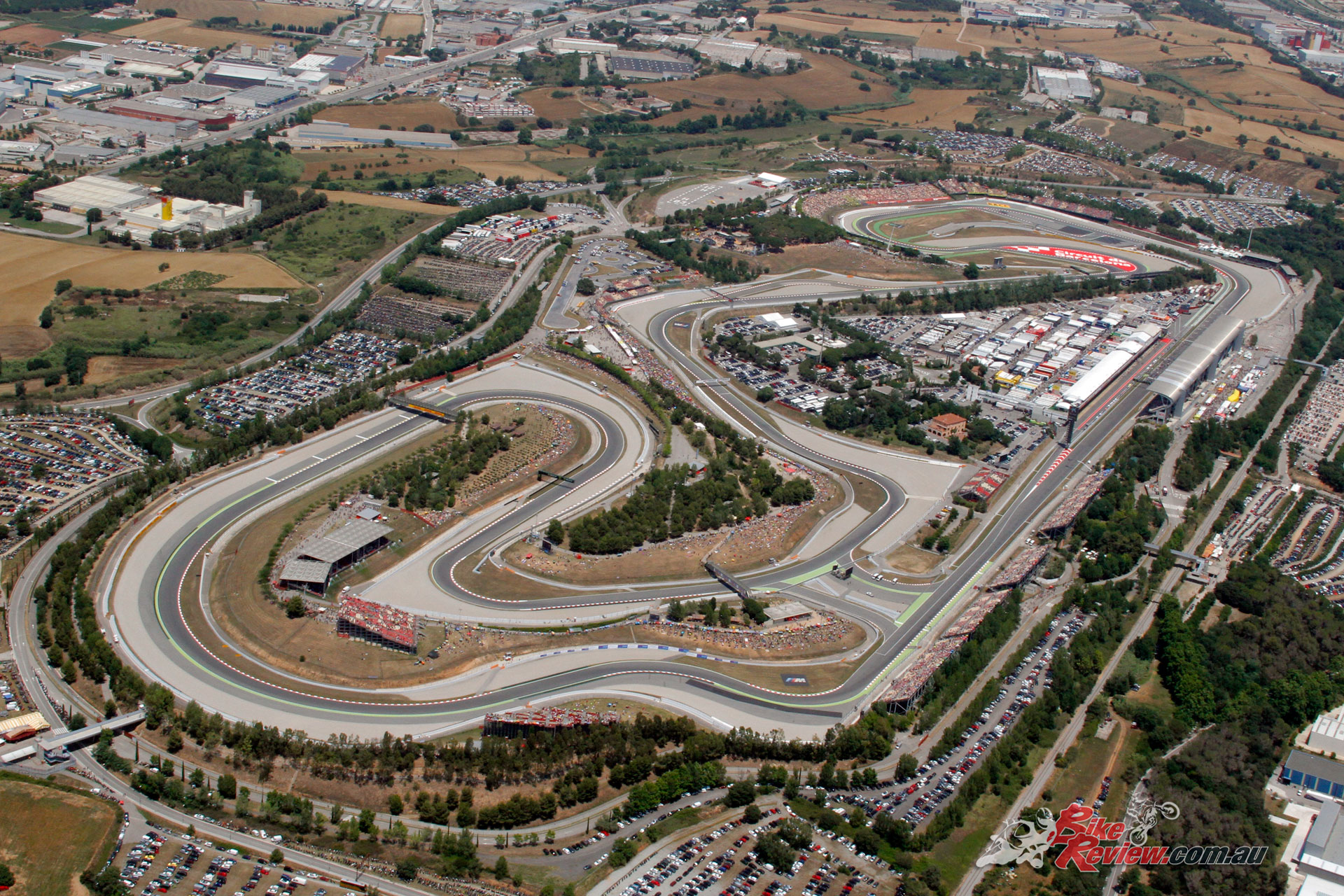 MotoGP heads to Catalunya