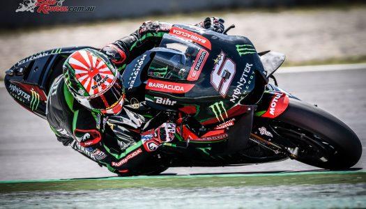 Marc Marquez tops Barcelona MotoGP Test