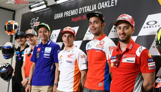 MotoGP riders talk Mugello & season 2018 so far