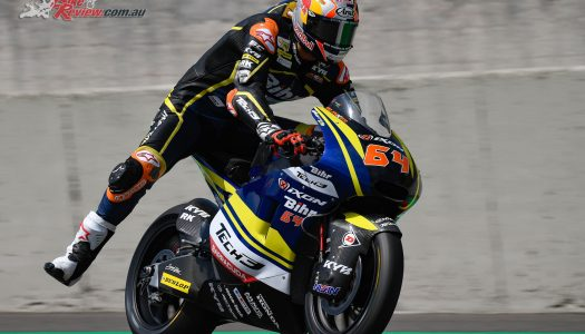 Moto2 & Moto3 Official Test at Mugello