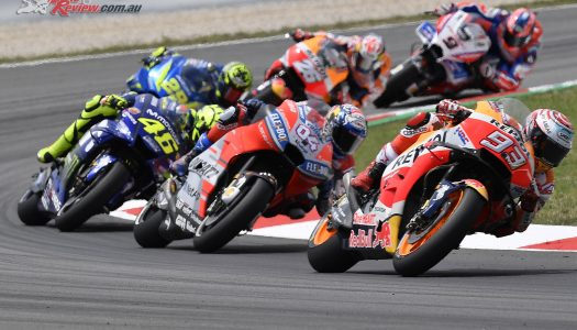 Will King of the Sachsenring Marquez be defeated