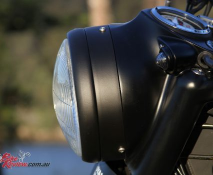 2018 Royal Enfield Classic 500 Stealth Black ABS