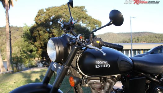 Quick Test: 2018 Royal Enfield Classic 500 ABS