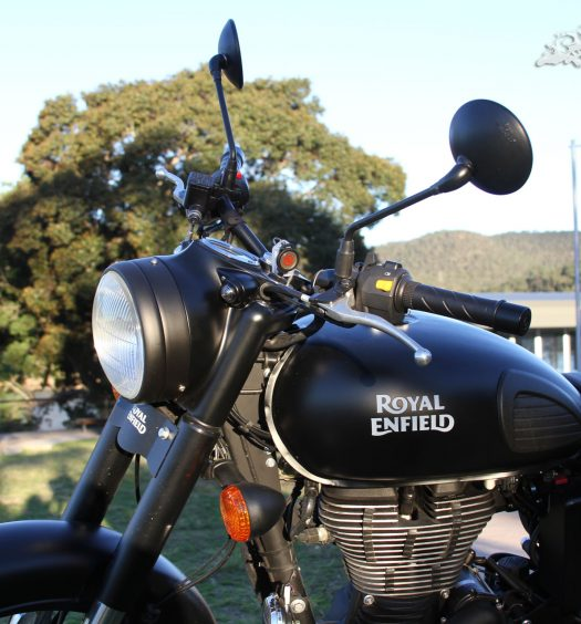 2018 Royal Enfield Classic 500 ABS