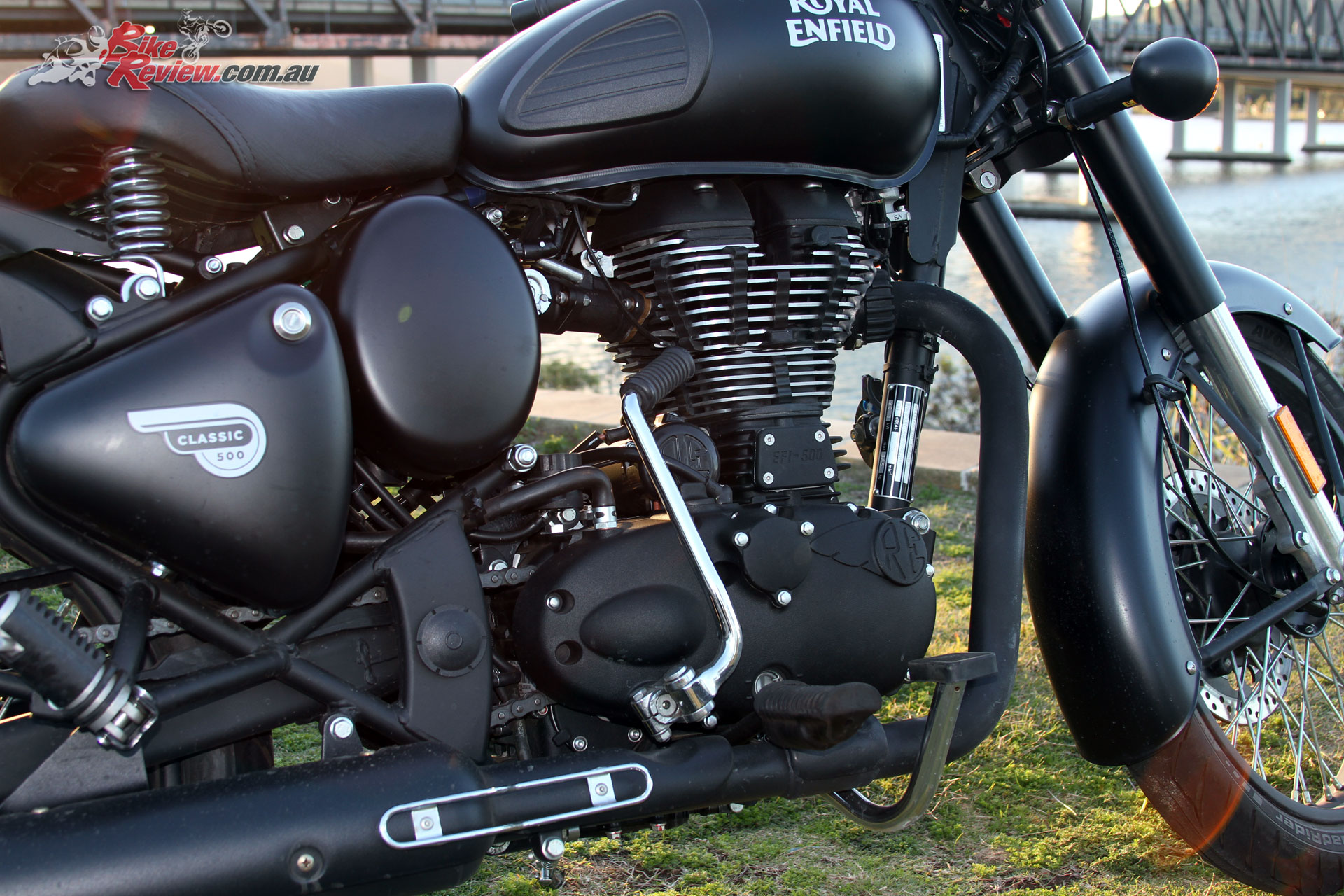 Quick Test 2018 Royal Enfield Classic 500 Abs Bike Review