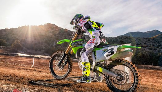 Model Update: 2019 Kawasaki KX450F