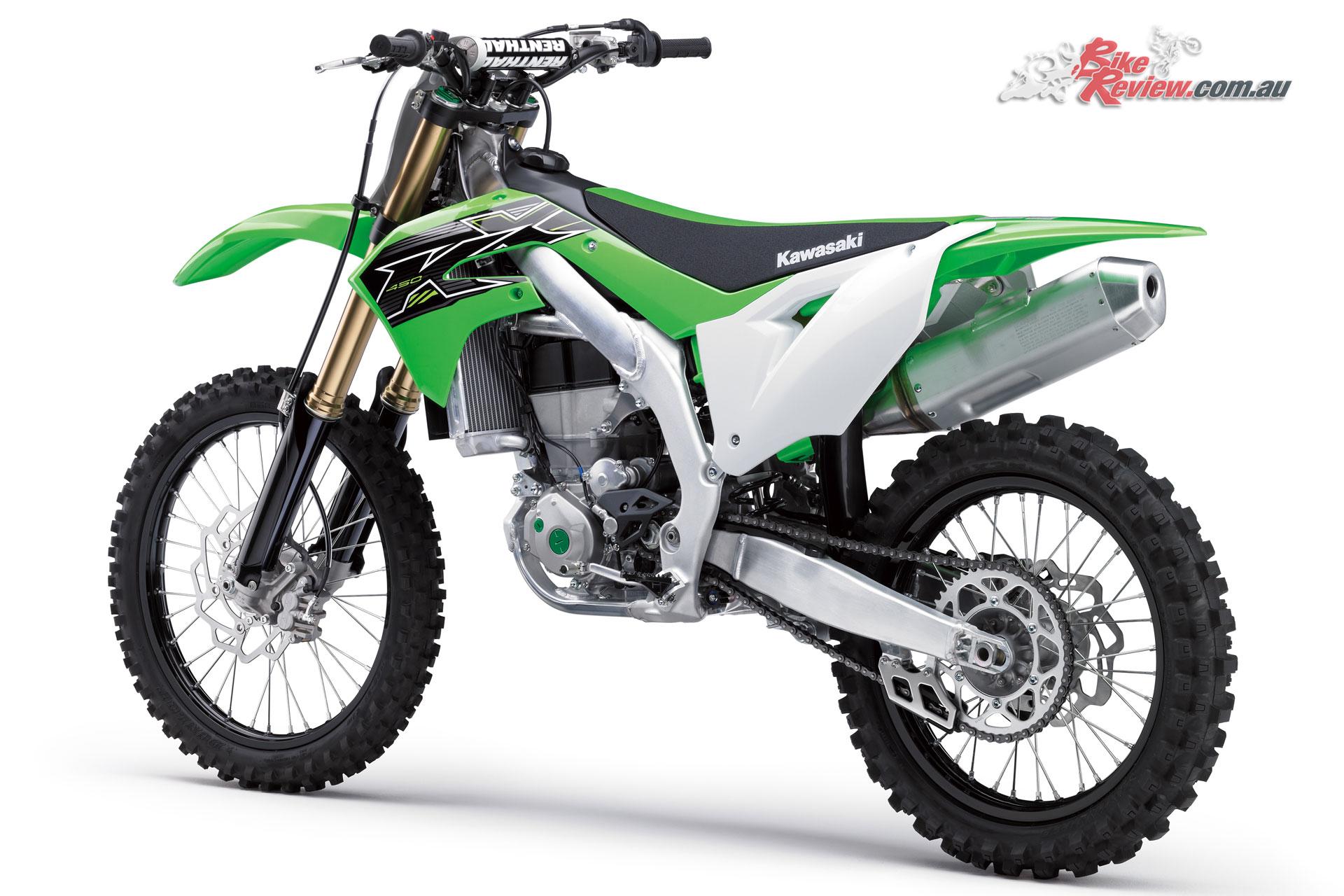 2019 Kawasaki KX450F