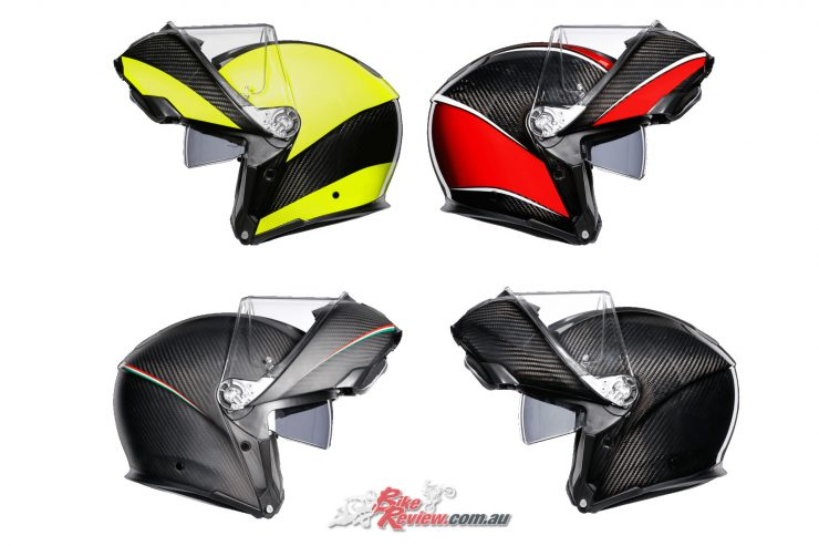 Agv Sport Modular Helmet Available From 899 Bike Review