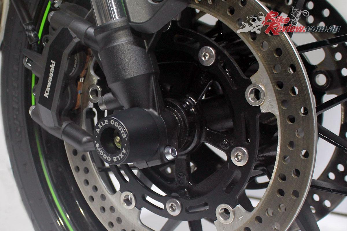 Front Axle Oggys - Kawasaki Z900RS