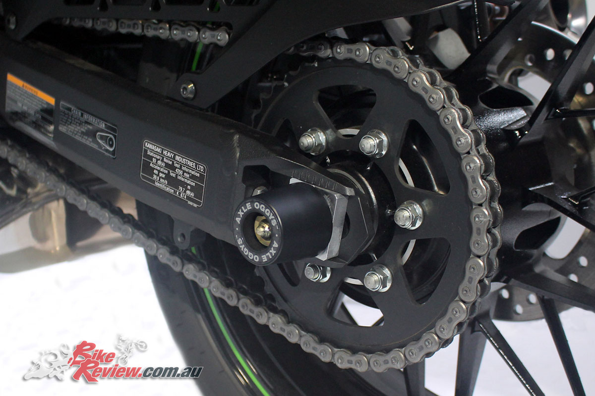 Rear Axle Oggys - Kawasaki Z900RS