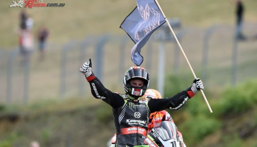 Rea takes 60th WSBK win – Lowes wins Race 2 at Brno