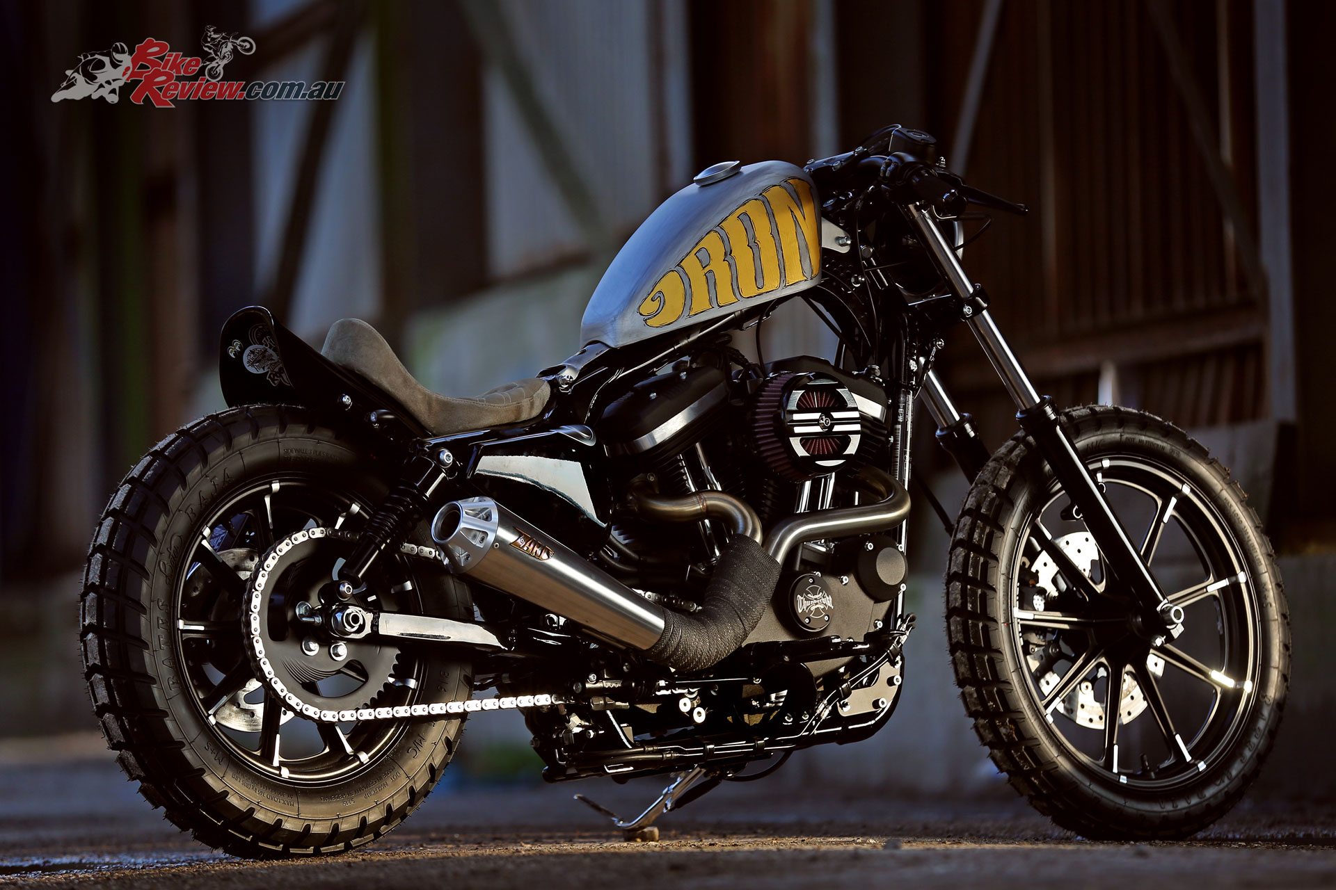 2017 Harley-Davidson - Battle of the Kings