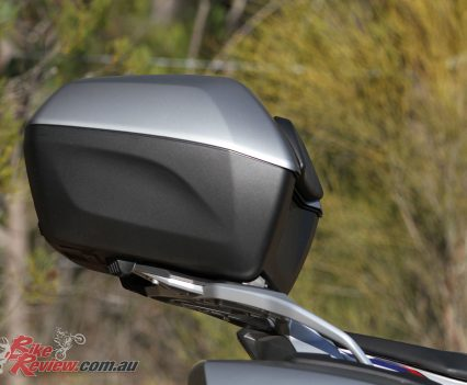 2018 BMW S 1000 XR - Topcase small 30L, Liner for topcase