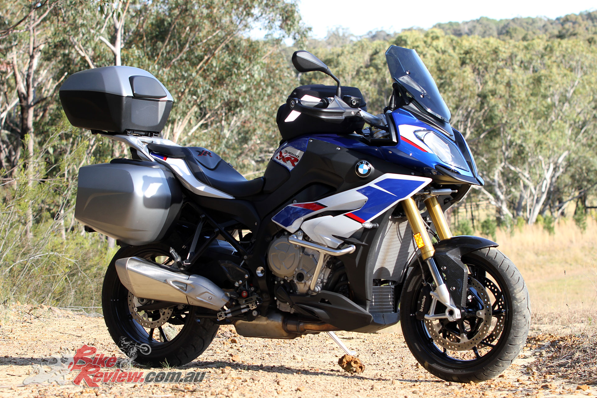 Review Fully Optioned 2018 Bmw S 1000 Xr Bike Review