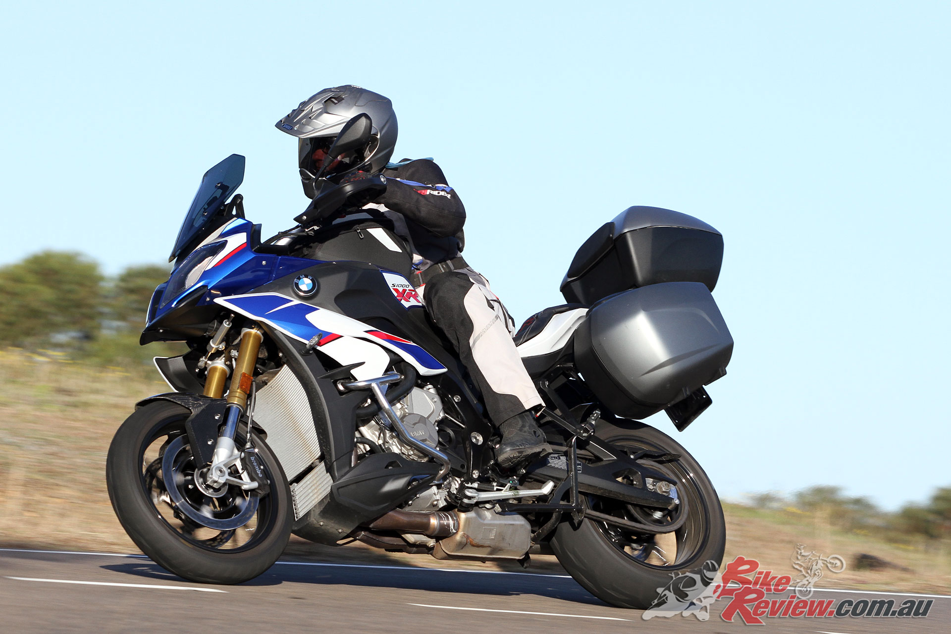 BMW's S 1000 XR will be on of the machines available for a test ride, alongside the S 1000 R and S 1000 RR