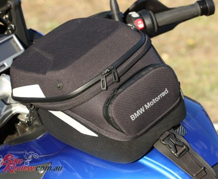 2018 BMW S 1000 XR - Tank bag